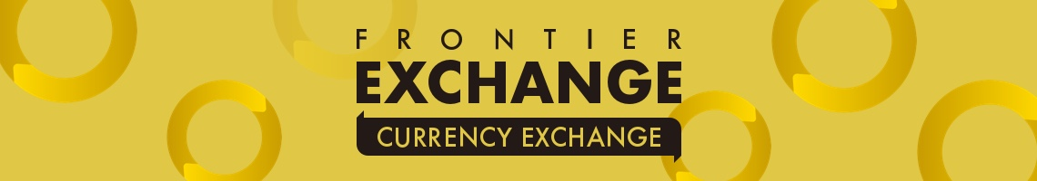 F.RONTIER EX - CURRENCY EXCHANGEオープン